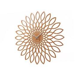 Настенные часы Karlsson Sunflower большие