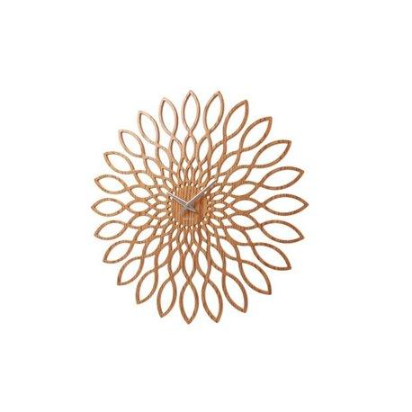 Настенные часы Karlsson Mini Sunflower