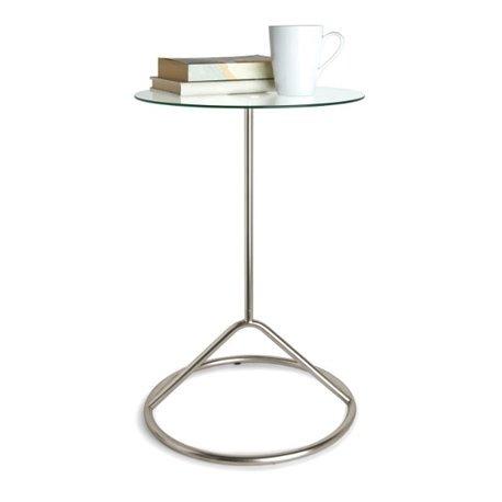Журнальный столик Umbra Loop никель
