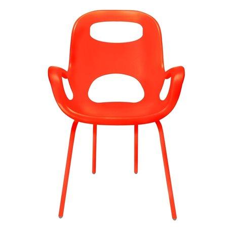Стул Umbra Oh Chair оранжевый
