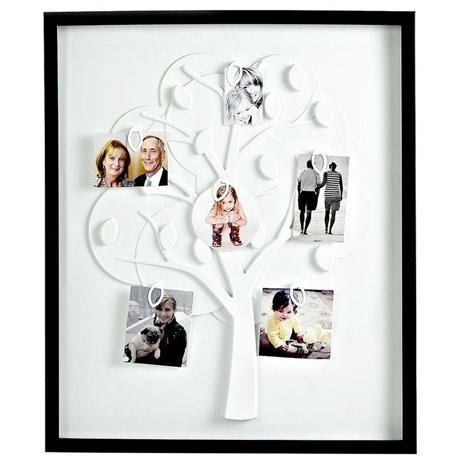 Рамка для фотографий Umbra Family tree черная