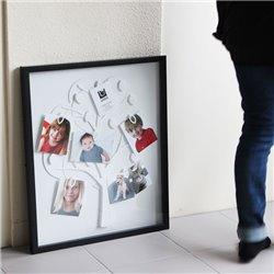 Рамка для фотографий Family tree черная, Umbra
