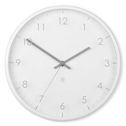 Настенные часы Umbra Pace белые