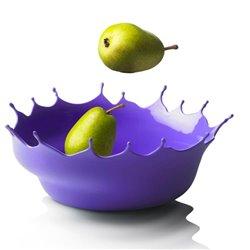 Блюдо Menu Dropp ярко-фиолетовое