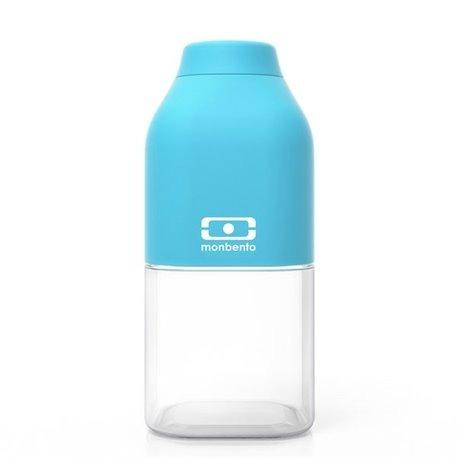 Бутылка MB Positive 0,33 л голубая
