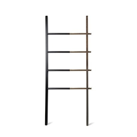 Вешалка-лестница Hub черная