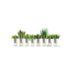 Горшок с функцией естественного полива Herb Pot, Eva Solo