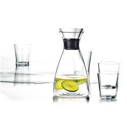 Графин Drip-free 1 л и 4 бокала, Eva Solo