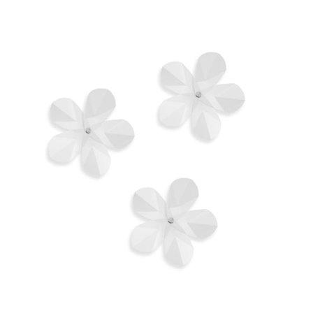 Декор для стен (12 штук) Aerial Flower