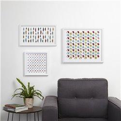 Декор для стен Geometric, Umbra