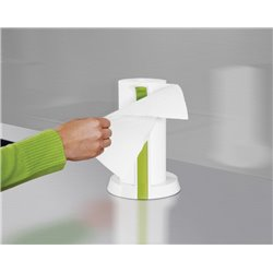 Держатель для бумажных полотенец Easy Tear™ белый/зеленый, Joseph Joseph