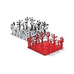 Держатель для бумажных салфеток Mediterraneo красный, Alessi