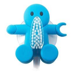 Держатель для зубной щетки Amico голубой