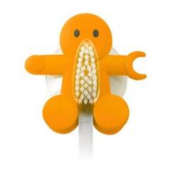 Держатель для зубной щетки Amico оранжевый, Balvi