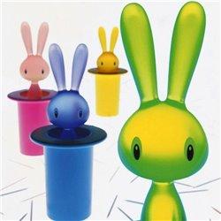 Держатель для зубочисток Magic bunny зеленый, Alessi