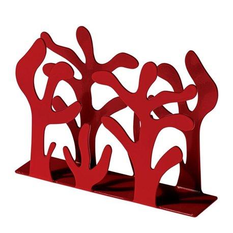 Держатель для салфеток Alessi Mediterraneo красный
