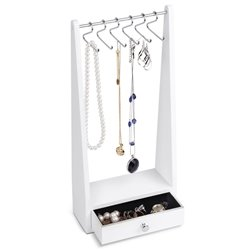 Держатель украшений Jewel rack белый