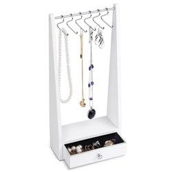 Держатель украшений Jewel rack белый, Umbra
