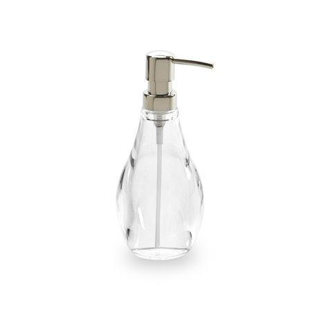 Диспенсер для жидкого мыла Droplet прозрачный