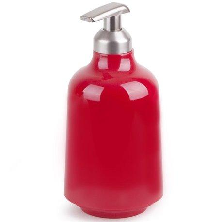 Диспенсер для жидкого мыла Step красный