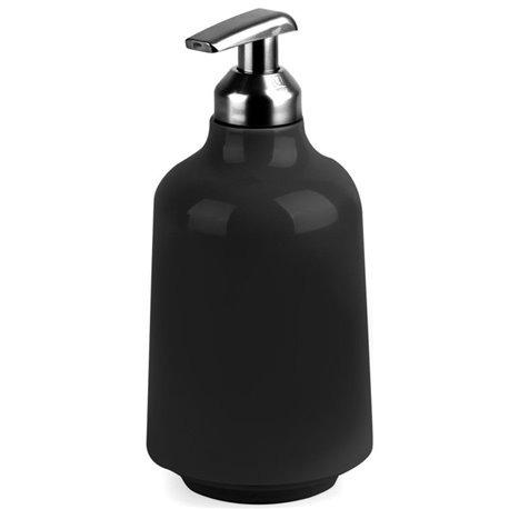 Диспенсер для жидкого мыла Umbra Step черный