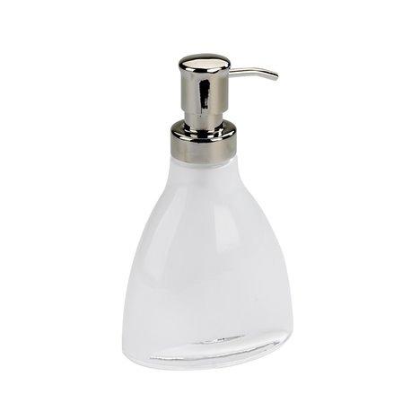 Диспенсер для жидкого мыла Vapor белый