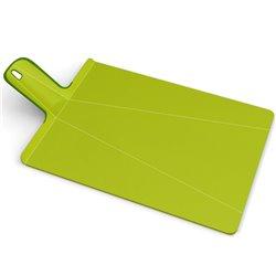 Доска разделочная Chop2Pot Plus большая зеленая, Joseph Joseph