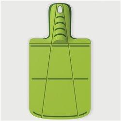 Доска разделочная Chop2Pot™ мини зеленая, Joseph Joseph