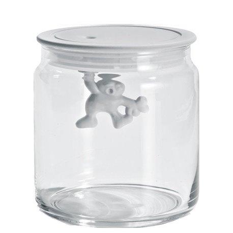 Емкость для хранения Gianni 0,7 л белая