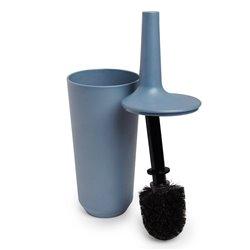 Ершик туалетный Umbra Fiboo синий