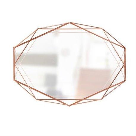 Зеркало Umbra Prisma медь
