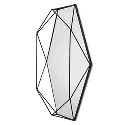 Настенное зеркало Umbra Prisma черное