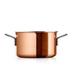 Кастрюля Eva Solo медная Copper 3,9 л