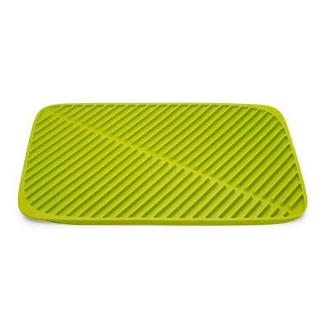 Коврик для сушки посуды Flume™ большой зеленый