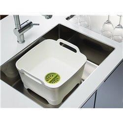 Контейнер для мытья посуды Wash&Drain™ белый, Joseph Joseph