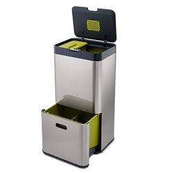Контейнер для сортировки мусора Totem 60 стальной