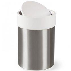 Контейнер мусорный Umbra Ensa белый