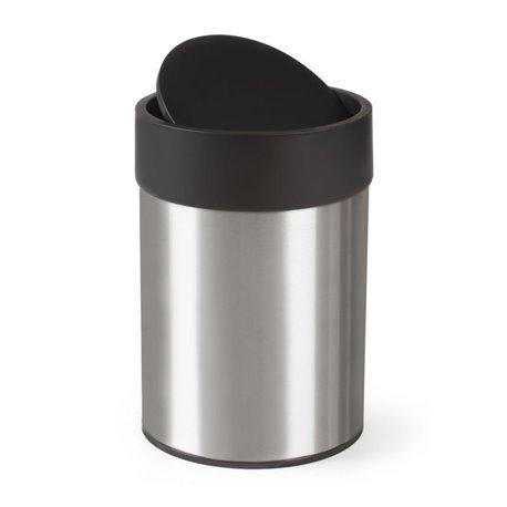 Контейнер мусорный Ensa черный
