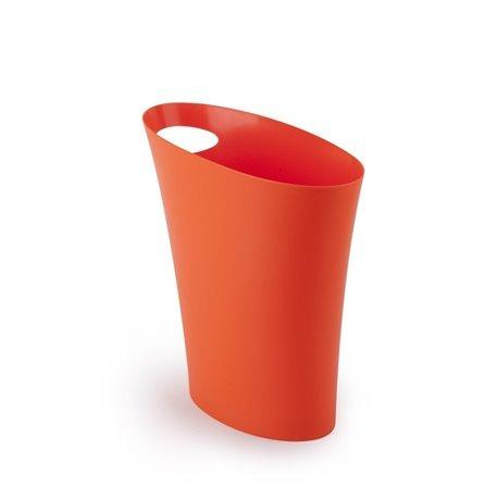 Контейнер мусорный Skinny оранжевый