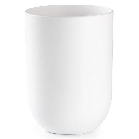 Контейнер мусорный Umbra Touch белый