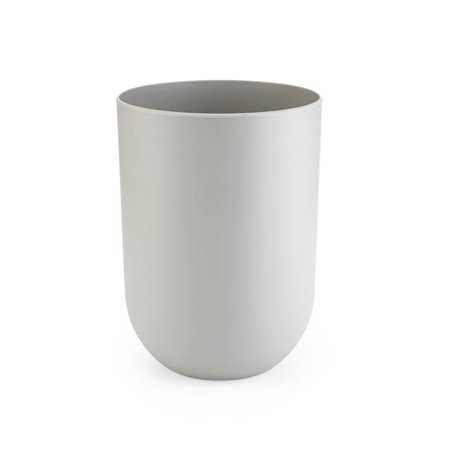 Контейнер мусорный Touch серый