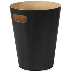 Контейнер мусорный Woodrow черный