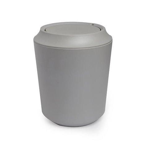 Корзина для мусора Umbra Fiboo серая