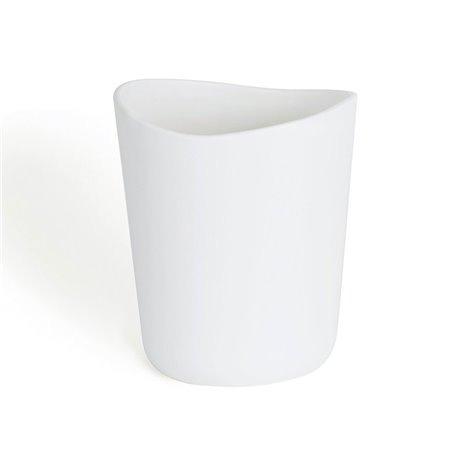 Корзина для мусора Umbra Kera белая
