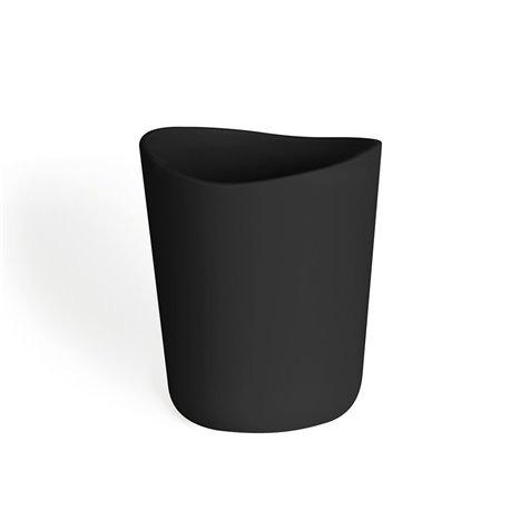 Корзина для мусора Umbra Kera чёрный