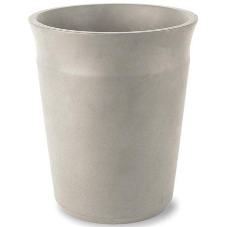 Корзина для мусора Roca светлый камень