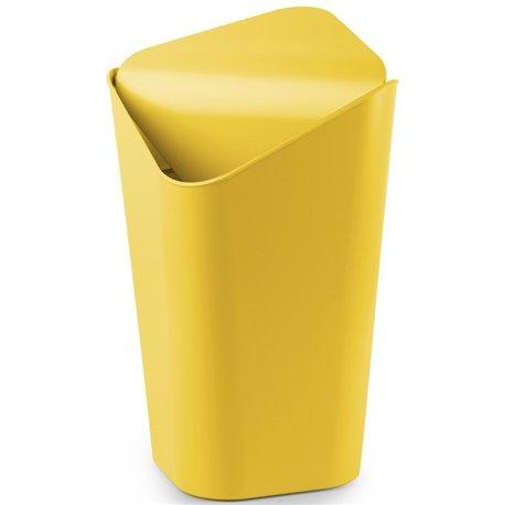 Корзина для мусора угловая Corner жасминовая