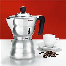 Кофеварка для эспрессо Moka Alessi 150 мл