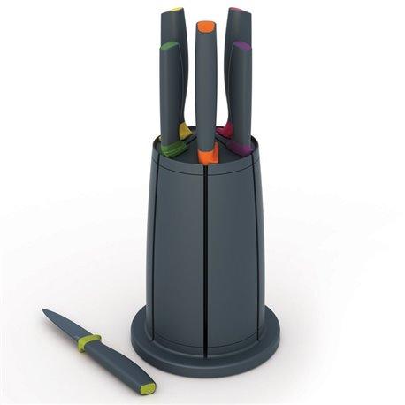 Набор ножей Elevate™ Carousel в подставке