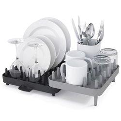 Сушилка для посуды Connect™ серая